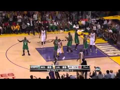 Celtics vs Lakers NBA Finals Rigged