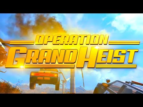 *Everything* You Need To Know About Operation: Grand Heist! (Call of Duty: Black Ops 4) thumbnail