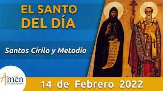 San Cirilo Y San Metodio l Viernes 14 de Febrero de 2020 l Padre Carlos Yepes