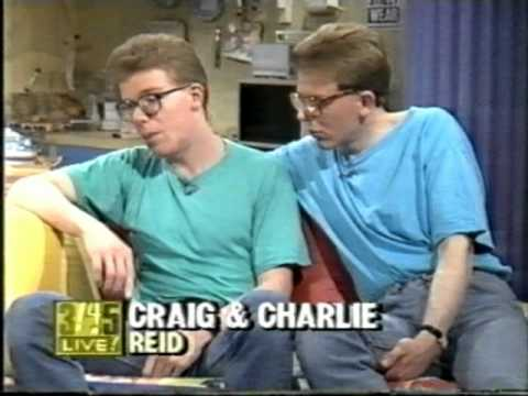 Proclaimers : Interview 3:45 Live April 4th 1989