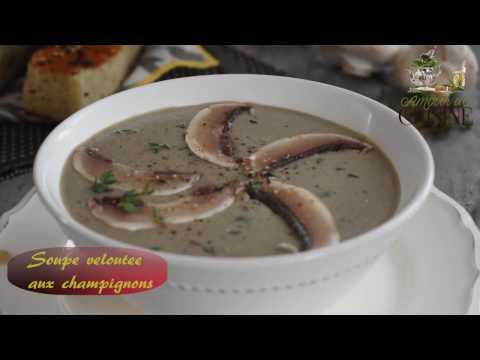 velouté-de-champignons,-soupe-aux-champignons