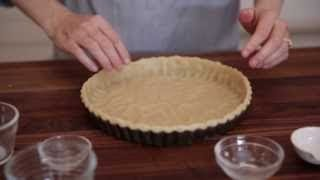 How To Make An Olive Oil Tart Crust