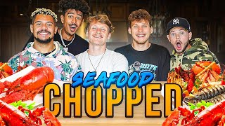 Epic Seafood Chopped! 2HYPE