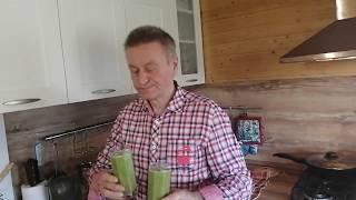 Здоровое питание. Зеленый коктейль . Влияние зеленого коктейля на здоровье.