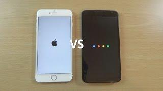 مقارنة بين أندرويد 6.0 مارشميلو و iOS 9 في سرعة فتح التطبيقات