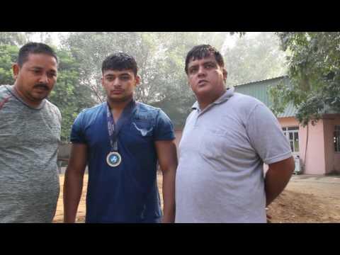 World Champion (85kg) Cadet - Deepak Punia