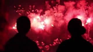 2018 お台場花火 屋形船晴海屋「東京花火大祭~EDOMODE~」