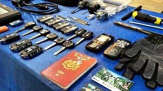 Police cripple luxury car theft syndicate