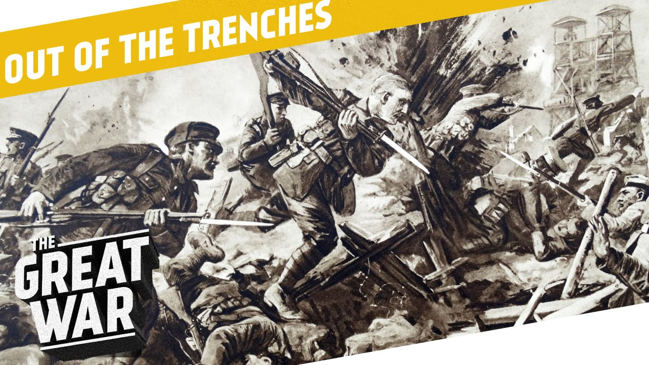 the reasons why world war i was the war of the trenches From british pupils focusing on the trenches to polish  teaching the first world war: what europe's pupils learn about the  understand why that war.