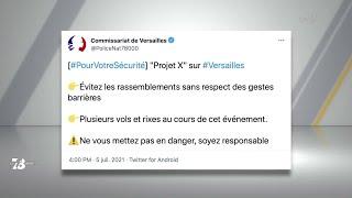 Yvelines | Inquiétudes à Versailles autour des soirées «Projet X»