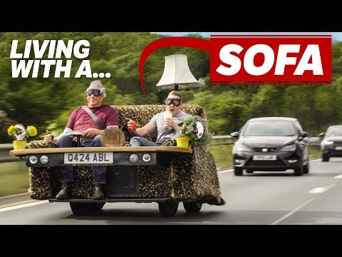 Dan Joyce - A Sofa That Can Do 90 MPH