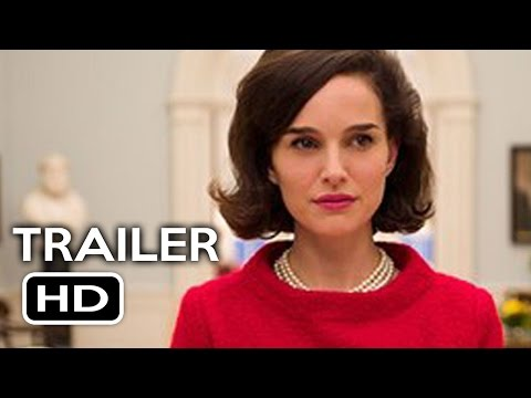 Thumbnail: Jackie Official Teaser Trailer #1 (2016) Natalie Portman Biopic Movie HD
