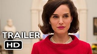 Jackie Official Teaser Trailer #1 (2016) Natalie Portman Biopic Movie HD