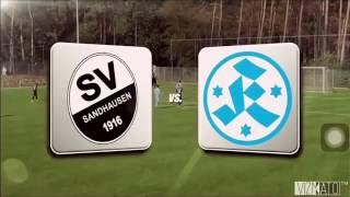 sv sandhausen sv stuttgarter kickers u17 bundesliga