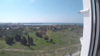 3 комнатная квартира с видом на море. Севастополь. Крым.