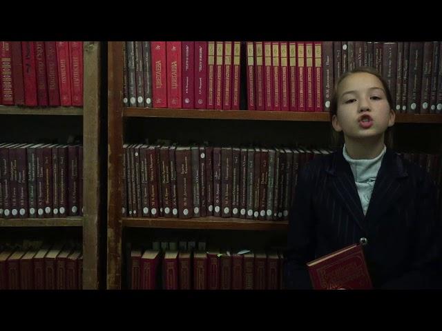 Изображение предпросмотра прочтения – МатронаПотапова читает произведение «Книги в красном переплете» М.И.Цветаевой