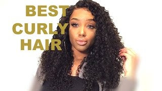 Baixar Bele Hair Company| Malaysian Deep Curly | Update / Final Review | Aliexpress co.