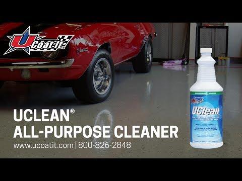 Cleaning Your Epoxy Floor Coating