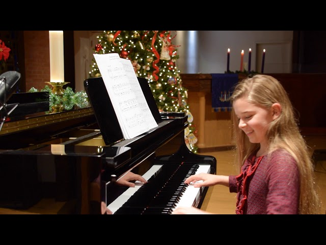 Carols of Christmas played by Abby Ramaley