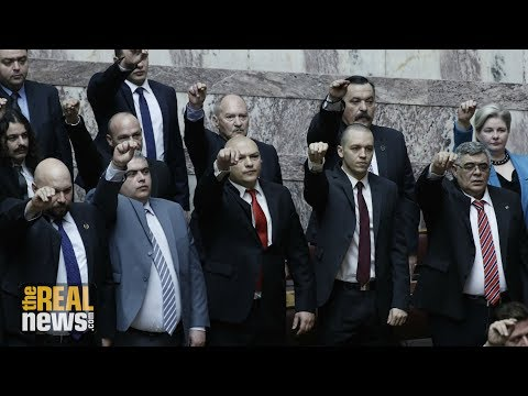 Tensions Mount in Greece as the Trial of Europe