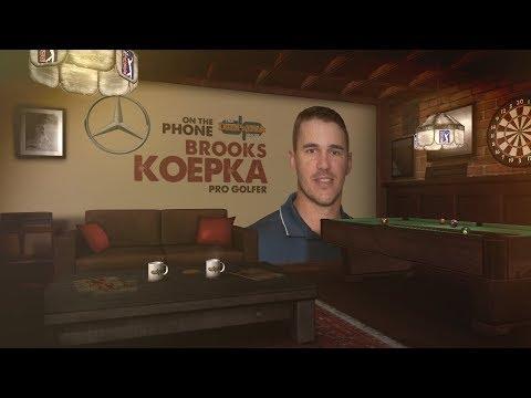 Brooks Koepka Talks PGA Player of Year Award, Tiger & More w/Dan Patrick   Full Interview   10/9/18