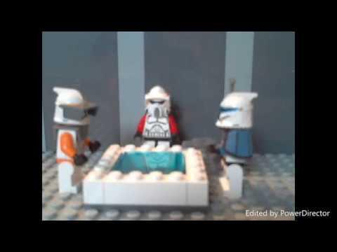 Lego Star Wars Battle of Coruscant Part 1