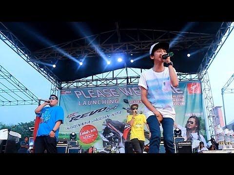 Palembang Hiphop (Nesto, Big A, & Fauzan) Nikmati , Wong Sekayu, Kau Air dan Ku Api, hiphop Kumoring