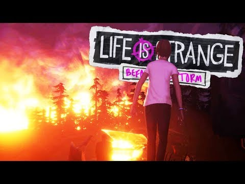 KEHIDUPAN BARU - Life Is Strange Before the Storm Indonesia #1 ( Episode 2 )