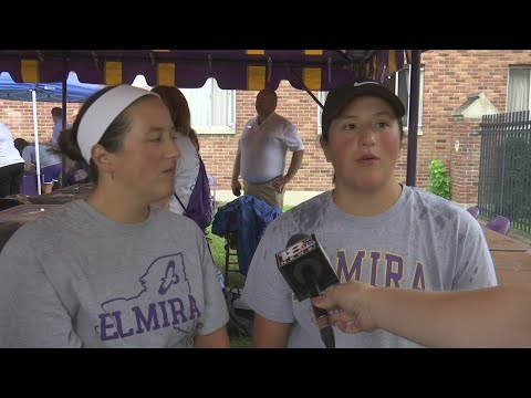 Move In Day at Elmira College