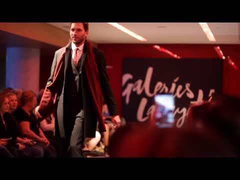 Fashion Show aux Galeries Lafayette Haussmann