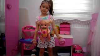 Video Baby Alive Emekleyen Bebeğim Tanıtımı download MP3, 3GP, MP4, WEBM, AVI, FLV November 2017