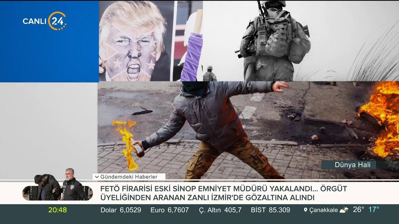 Selim Atalay ile Dünya Hali (21.05.2019)