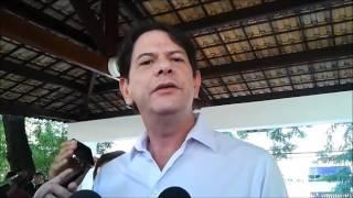 Cid Gomes critica Tasso Jereissati