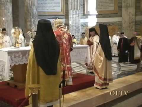 Melkite Patriarchal Year of Paul in Rome