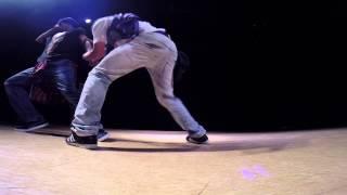 DANCE IN AN ATTITUDE IN MADRID  2014 | SHOWCASE RITMOS FAMILY | ELISEU CORREA E JONATAN PIKOLE