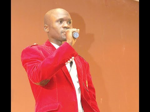 Hellen chats with Comedian Saulosi