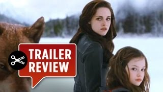 Instant Trailer Review - Twilight Saga: Breaking Dawn Part 2 (2012) Trailer Review HD