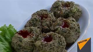 Апарчпанчапа - как приготовить легендарную абхазскую закуску