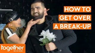 how to get over a messy break up wild wild web