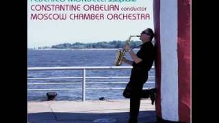 Astor Piazzolla - Violentango for Saxophone and Orchestra