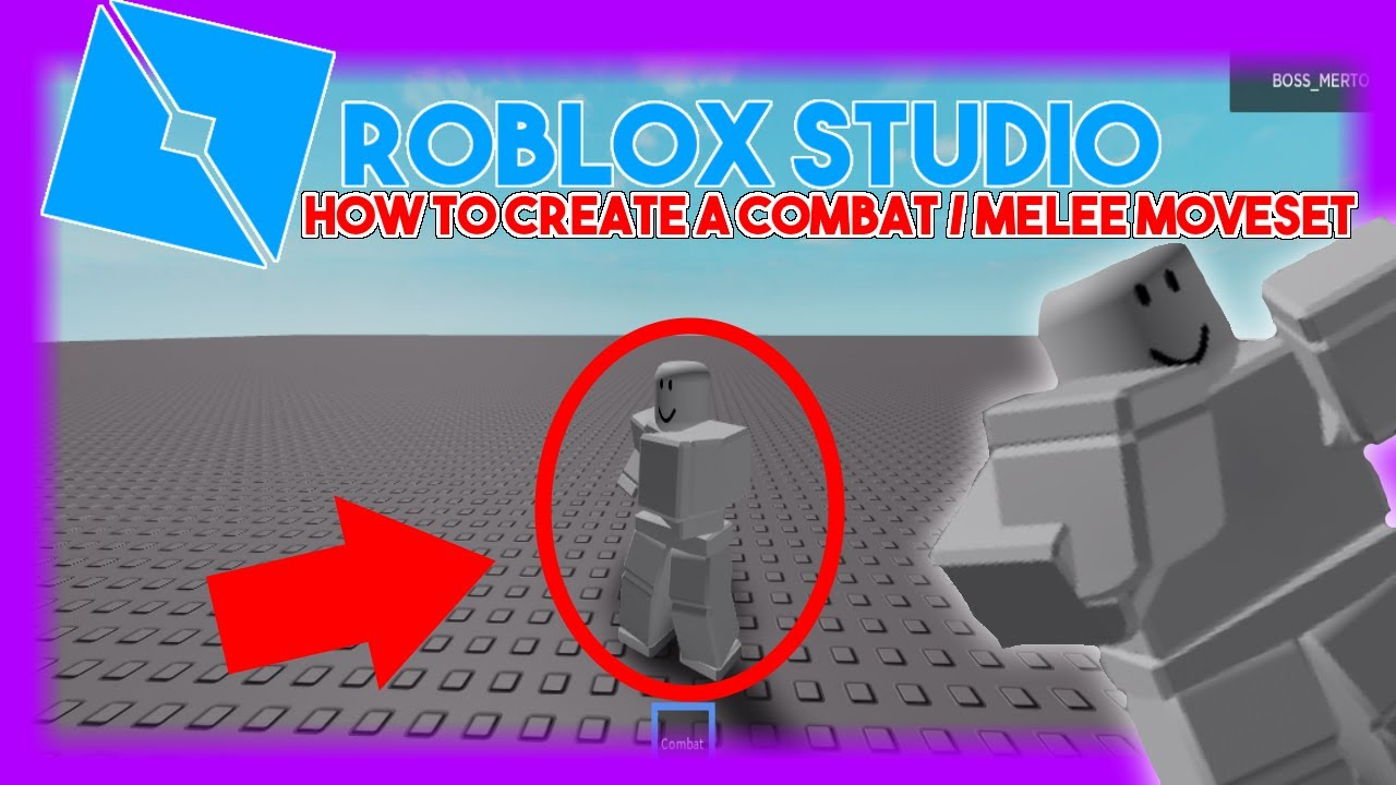 How To Create A Combat Game In Roblox Studio