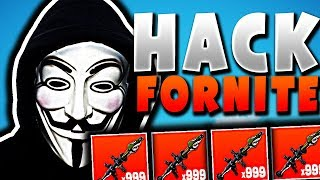 ANONYMUS HACKEA MY FORTNITE AND YOU WILL NOT THINK TO KNOW WHAT HAPPENS! - FUNNY MOMENTS #1