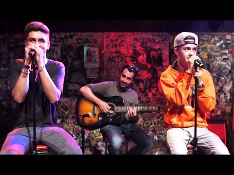 "Jack and Jack - ""LIKE THAT"" Acoustic LIVE! | #AskArtist"