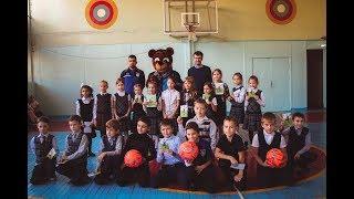 Полузащитник «Шинника» Марат Шайморданов провел урок в 68 школе Ярославля