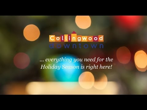 Collingwood Downtown - Holiday Season