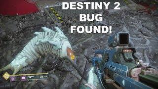 Destiny 2 Bug Found!