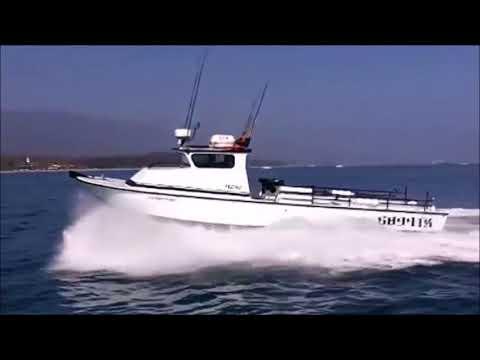 Santa Barbara Sport Fishing's Great Boat - Rock Steady