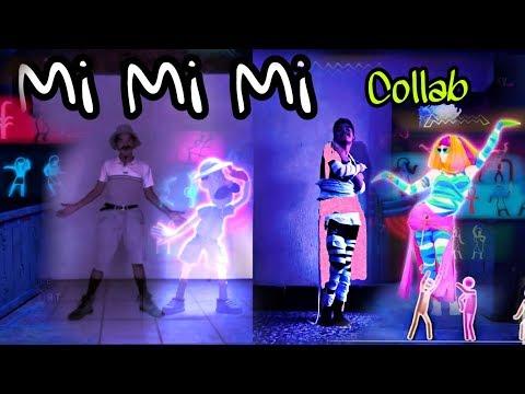 Mi Mi Mi   Just Dance 2019 - Full Montaje - Collab AlanFDG1
