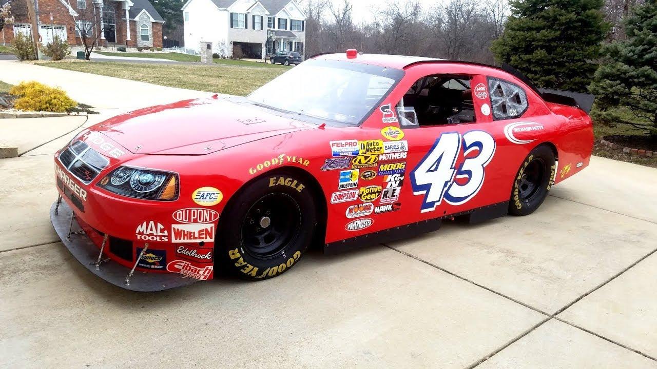 Richard Petty 2018 >> 2007 Richard Petty Enterprise COT NASCAR Dodge Charger - YouTube