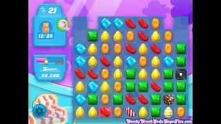 Candy Crush Soda Saga Level 198 No Boosters